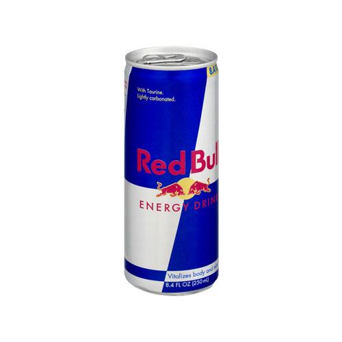 نوشیدنی انرژی زا 250 میل ردبول RED BULL - نوشیدنی انرژی زا 250 میل ردبول