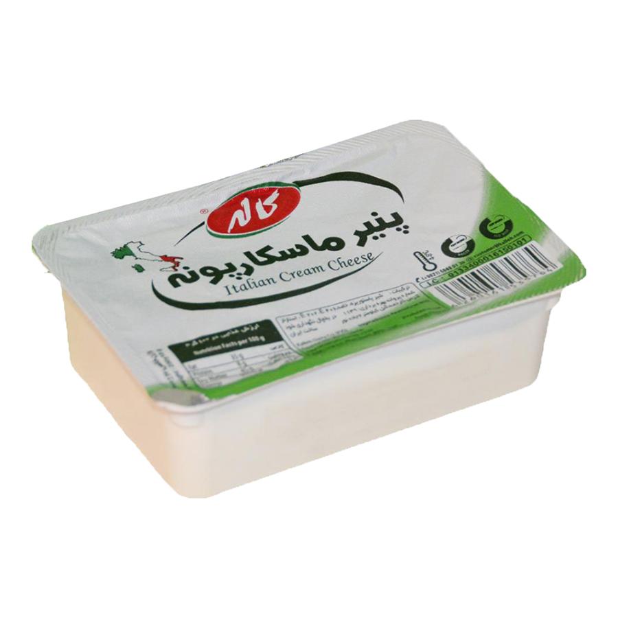 پنیر ماسکارپونه 200g کاله - پنیر ماسکارپونه 200 گرم کاله
