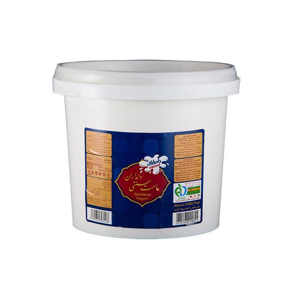 ماست سنتی 1350g دامداران - ماست سنتی 1350 گرم دامداران