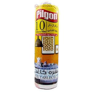 سفره یکبار مصرف کاغذی 120 سانت در 10 متر پیلگون - سفره یکبار مصرف کاغذی 120 سانت در 10 متر پیلگون