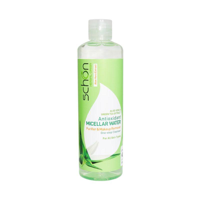 محلول پاک کننده میسلار آنتی اکسیدان 300 میل شون - محلول پاک کننده میسلار آنتی اکسیدان 300 میل شون