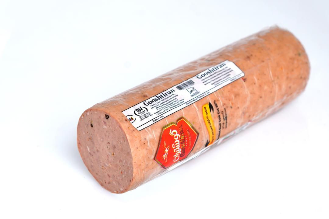 کالباس پپرونی 60 درصد 250 گرم گوشتیران  - کالباس پپرونی 60 درصد 250 گرم گوشتیران