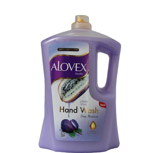 مایع دستشویی 2000 گرم آلوکس با رایحه آکبی فرویت - مایع دستشویی 2000 گرم آلوکس با رایحه آکبی فرویت