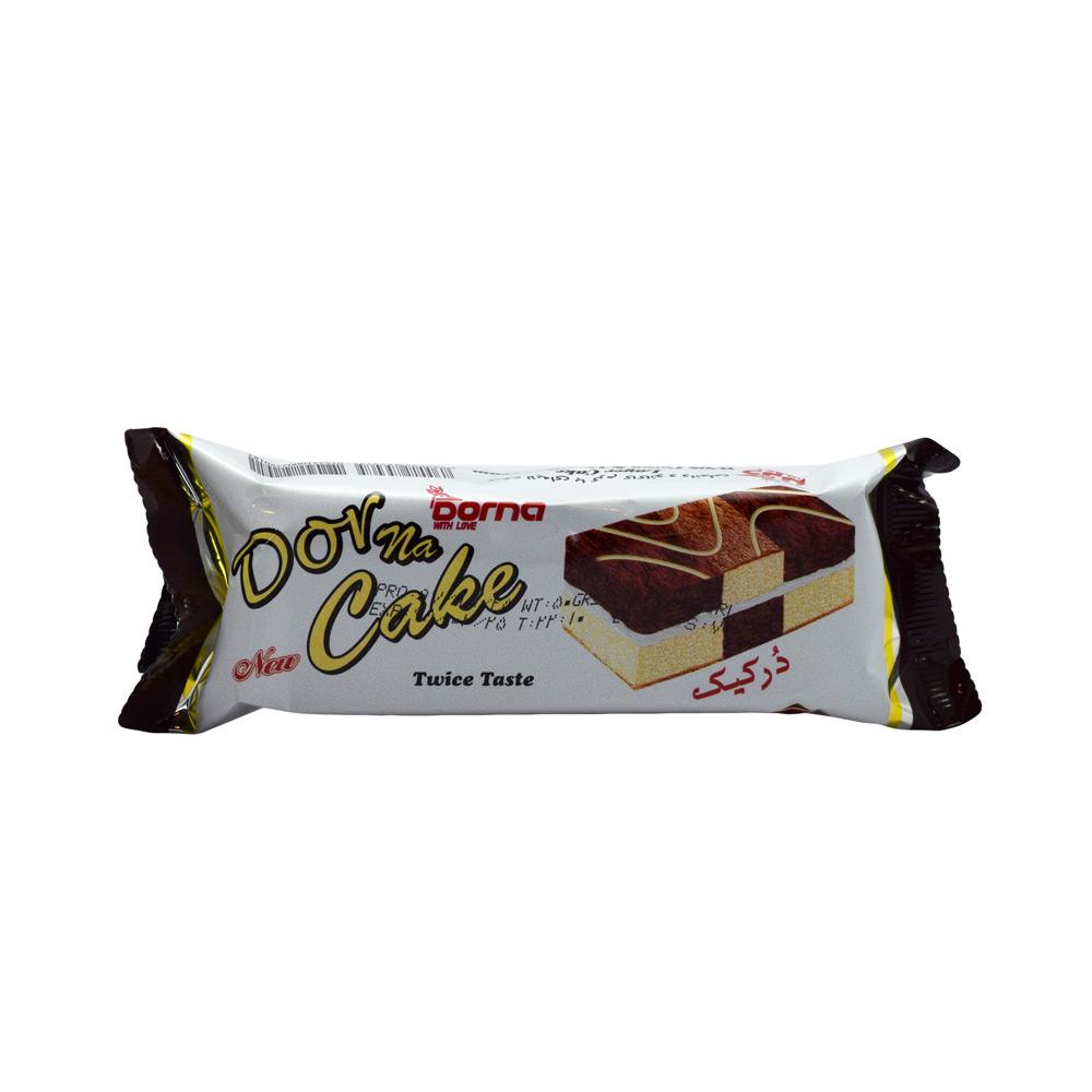 کیک لایه ای درمیکس 50g درنا Dormix - کیک لایه ای درمیکس 50 گرم درنا Dormix