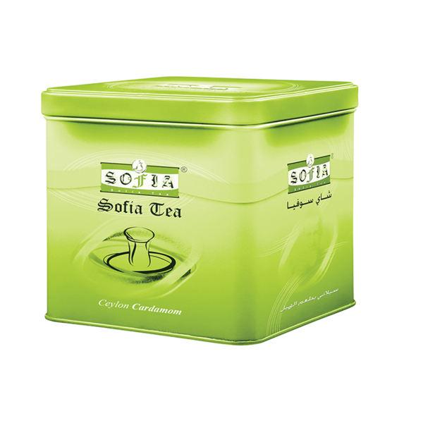 چای سیاه شکسته با طعم هل سیلان 450 گرم سوفیا - چای سیاه شکسته با طعم هل سیلان 450 گرم سوفیا