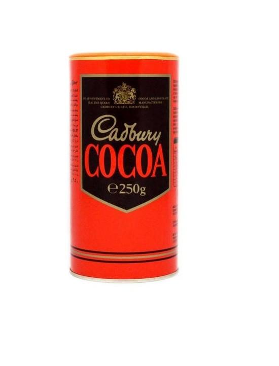 پودر کاکائو 250 گرم کدبری - پودر کاکائو 250 گرم کدبری