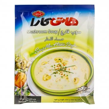 سوپ قارچ 55گرم هاتی کارا - سوپ قارچ 55گرم هاتی کارا