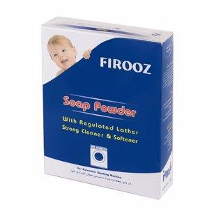 پودر صابون ماشین لباسشویی کودک 400 گرمی فیروز - پودر صابون لباسشویی کودک 400 گرمی فیروز