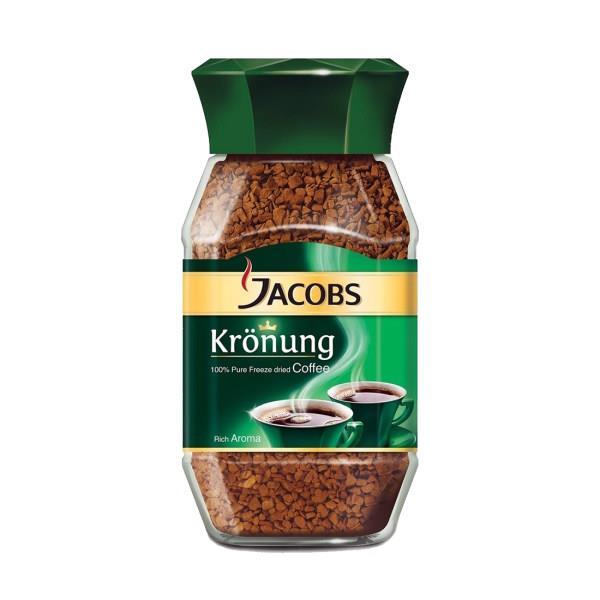 قهوه فوری  جاکوبز مدل مونارک مقدار 45 گرم(JACOBS) - قوطی قهوه فوری جاکوبز مدل مونارک مقدار 45 گرم(JACOBS)