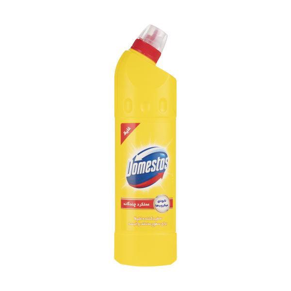 سفیدکننده سطوح دامستوس مدل Lemon Fresh حجم 750 میلی لیتر - سفیدکننده سطوح دامستوس مدل Lemon Fresh حجم 750 میلی لیتر