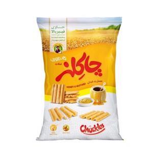 چیپس مولتی غلات عسل و خردل 45 گرمی چاکلز - چیپس مولتی غلات عسل و خردل 45 گرمی چاکلز