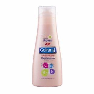شامپو ویتامین موهای متمایل به خشک 900گرمی گلرنگ - شامپو ویتامین موهای متمایل به خشک 900گرمی گلرنگ