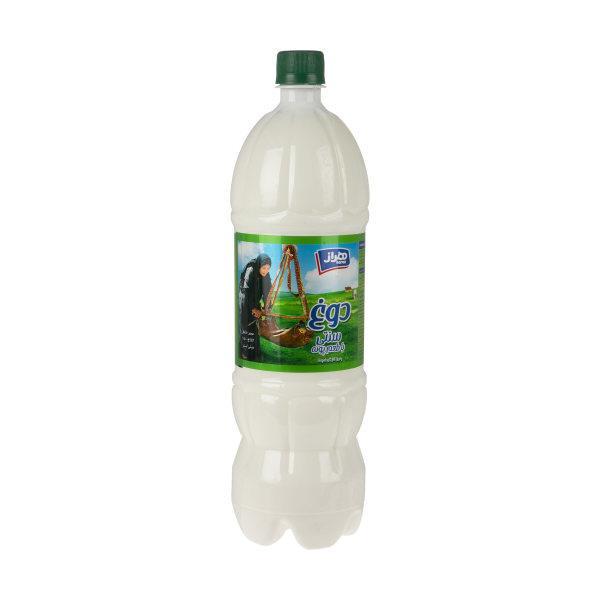 دوغ سنتی با طعم پونه 1.5L هراز - دوغ سنتی با طعم پونه 1.5L هراز
