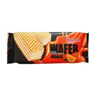 ویفر پرتقالی 90 گرم درنا - ویفر پرتقالی 90 گرم درنا