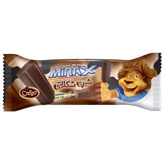 بستنی میرکس شیری شکلاتی میهن  - بستنی میرکس شیری شکلاتی میهن