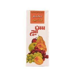 آبمیوه هفت میوه کوچک 200 میلی لیتری سن ایچ - آبمیوه هفت میوه کوچک 200 میلی لیتری سن ایچ