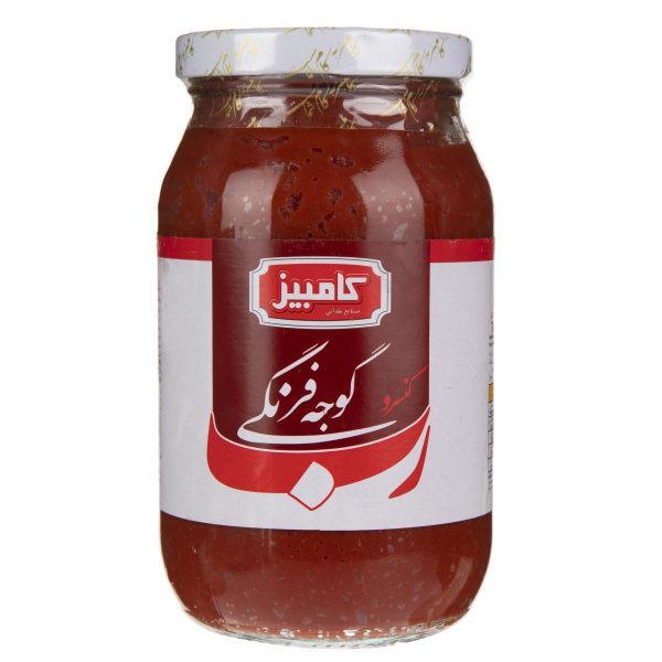 کنسرو رب گوجه فرنگی کامبیز 500 گرم - کنسرو رب گوجه فرنگی کامبیز 500 گرم
