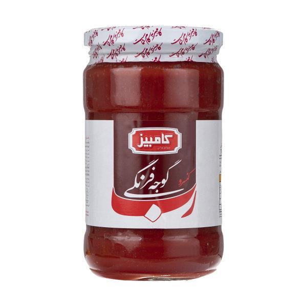 کنسرو رب گوجه فرنگی کامبیز 690 گرم - کنسرو رب گوجه فرنگی کامبیز 690 گرم