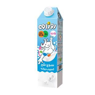 سوپر شیر کم چرب 1 لیتر روزانه - سوپر شیر کم چرب 1 لیتر روزانه