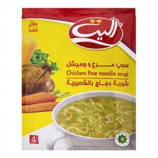 سوپ مرغ با ورمیشل 65 گرمی الیت - سوپ مرغ با ورمیشل 65 گرمی الیت