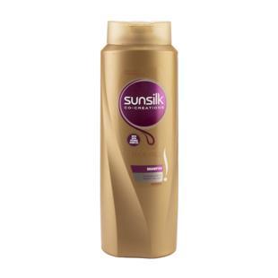شامپو موهای ضعیف 600 میلی لیتری سانسیلک - شامپو موهای ضعیف 600 میلی لیتری سانسیلک