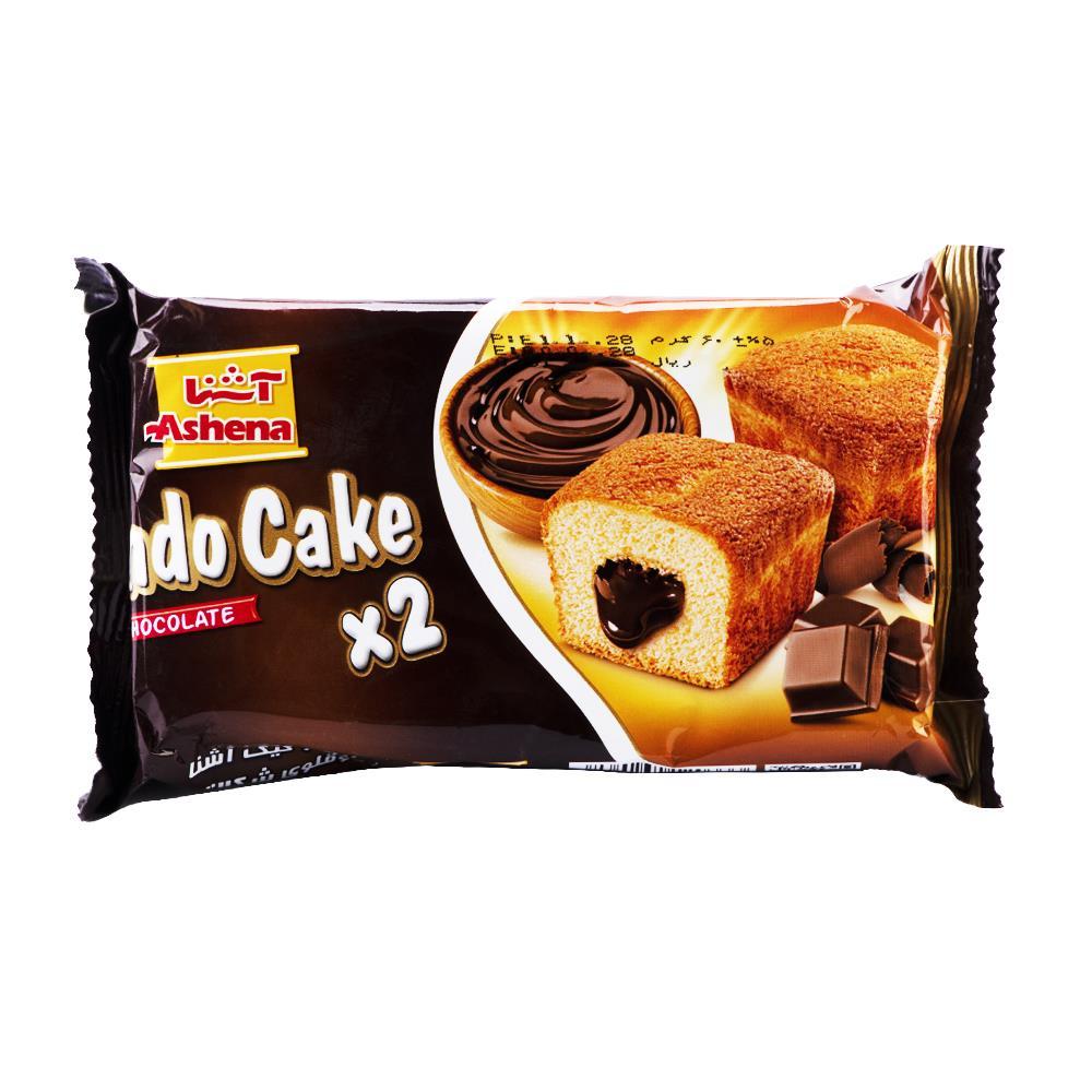 کیک ایندو شکلاتی70 گرمی آشنا - کیک ایندو شکلاتی70 گرمی آشنا