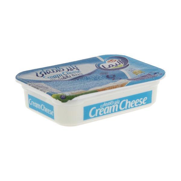 پنیر خامه ای آلیما وزن 100g  - پنیر خامه ای آلیما وزن 100 گرم