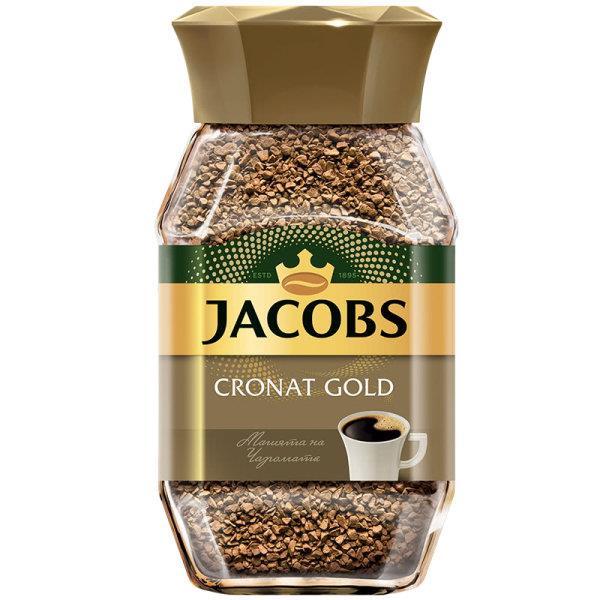 قهوه فوری جاکوبز مدل Cronat Gold مقدار 200 گرم - قهوه فوری جاکوبز مدل Cronat Gold مقدار 200 گرم