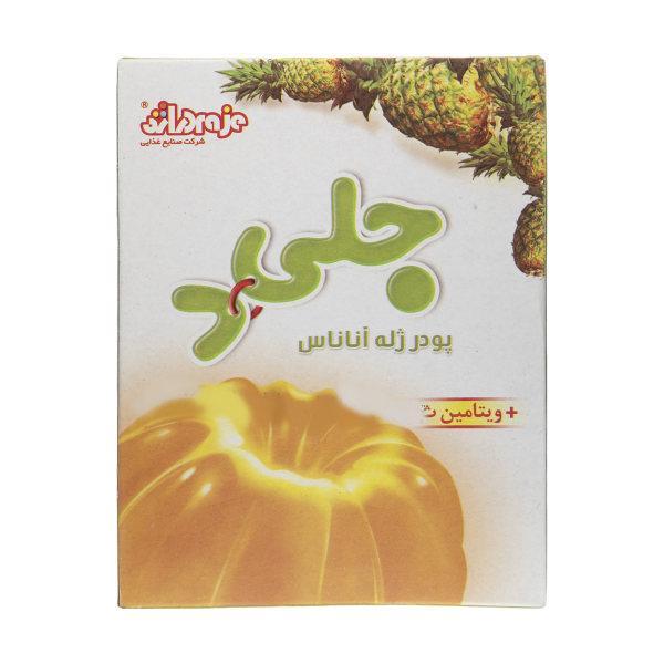 پودر ژله آناناس 100 گرم دراژه - پودر ژله آناناس 100 گرم دراژه