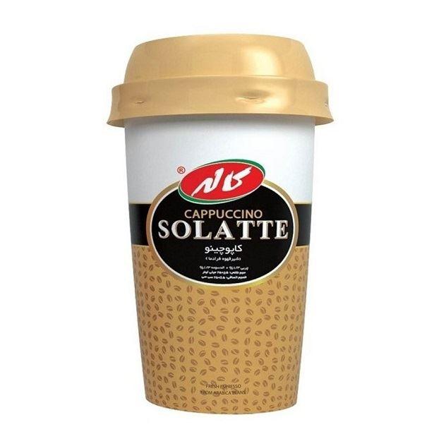 شیر قهوه کاپوچینو فرا دما 235ML کاله  - شیر قهوه کاپوچینو فرا دما 235ML کاله