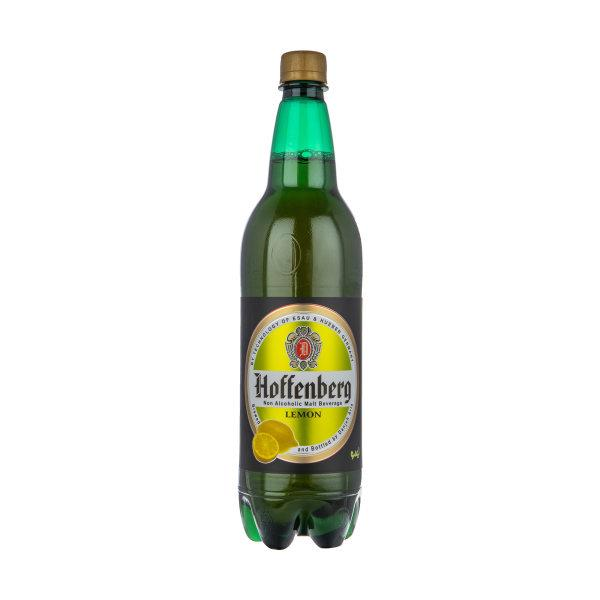 دلستر گازدار لیمو 1 لیتر هوفنبرگ - دلستر گازدار لیمو 1 لیتر هوفنبرگ