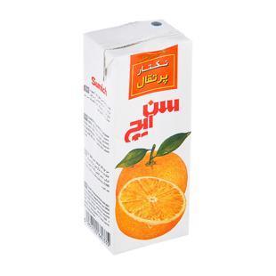 آبمیوه پرتقال 200 سی سی سن ایچ - آبمیوه پرتقال 200 سی سی سن ایچ