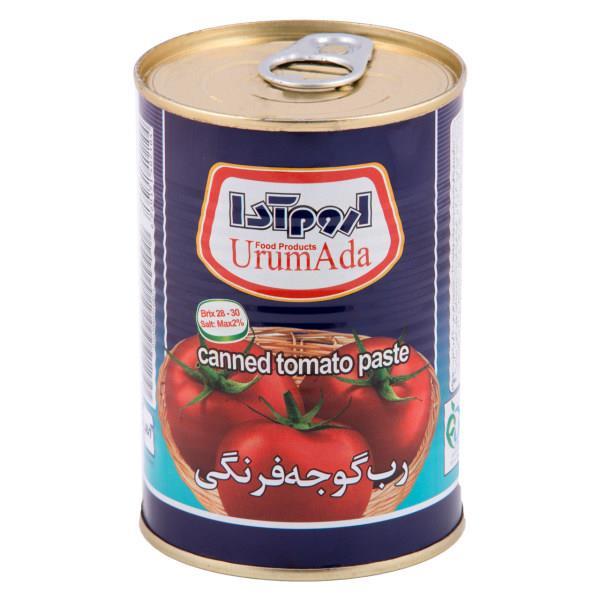 کنسرو رب گوجه فرنگی اروم آدا مقدار 800 گرم - کنسرو رب گوجه فرنگی اروم آدا مقدار 800 گرم