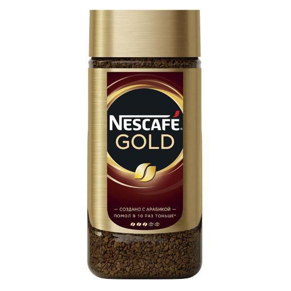 قهوه فوری نسکافه گلد مقدار 190g - قهوه فوری نسکافه گلد مقدار 190گرم