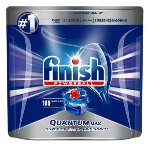 قرص ماشین ظرفشویی فینیش مدل کوانتوم بسته 40 عددی - قرص ماشین ظرفشویی فینیش مدل کوانتوم بسته 40 عددی