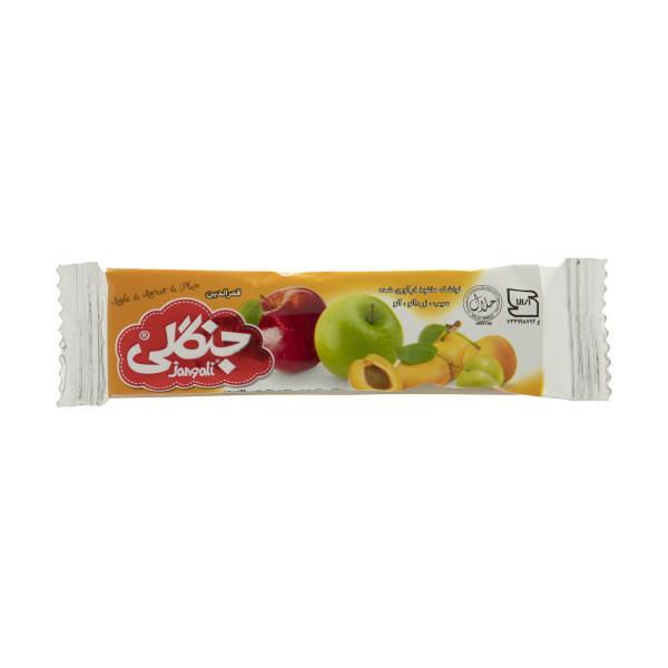 لواشک جنگلی با طعم مخلوط میوه ها 250g  - لواشک جنگلی با طعم مخلوط میوه ها 250g