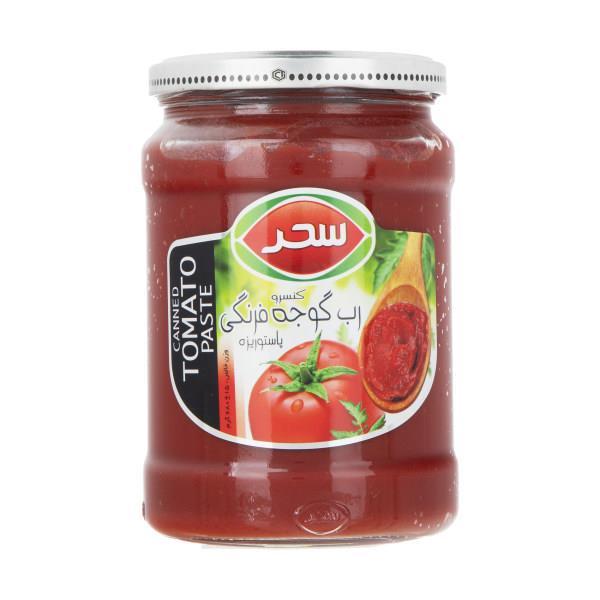رب گوجه فرنگی سحر - 680g - رب گوجه فرنگی سحر - 680 گرم
