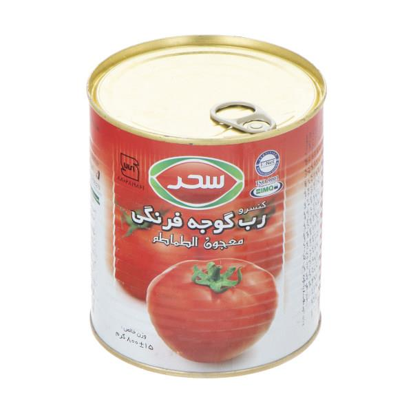 رب گوجه فرنگی سحر - 800 گرم - رب گوجه فرنگی سحر - 800 گرم