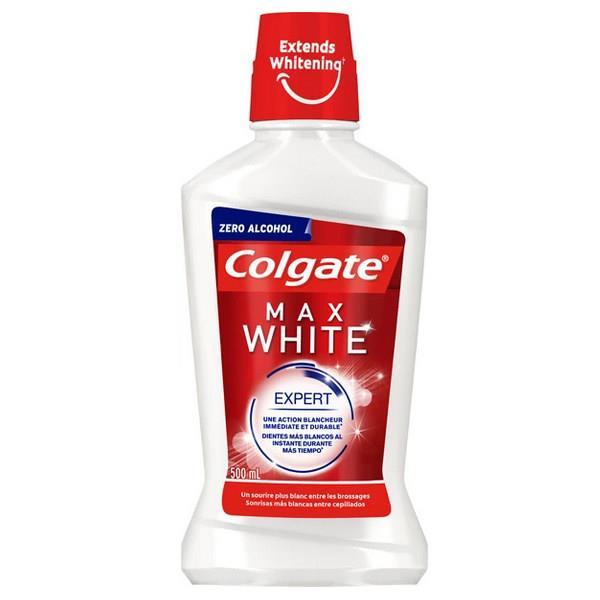 دهان شویه کلگیت مدل Max White حجم 500 میلی لیتر - دهان شویه کلگیت مدل Max White حجم 500 میلی لیتر