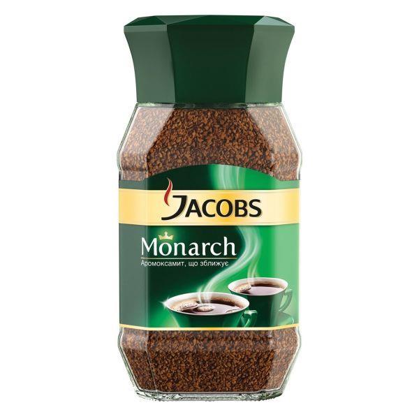 قهوه فوری جاکوبز مدل مونارک 190 گرمی(JACOBS) - قوطی قهوه فوری جاکوبز مدل مونارک 190 گرمی
