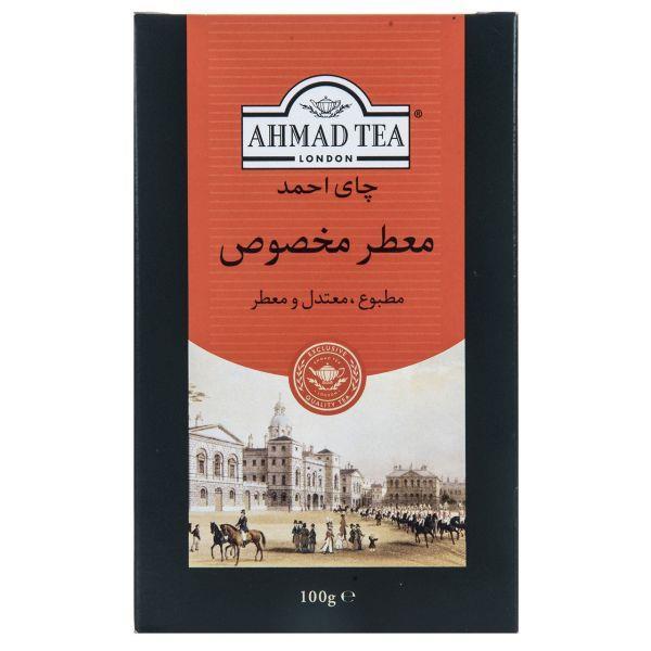 چای سیاه احمد مدل Extra Special مقدار 100 گرم - چای سیاه احمد مدل Extra Special مقدار 100 گرم