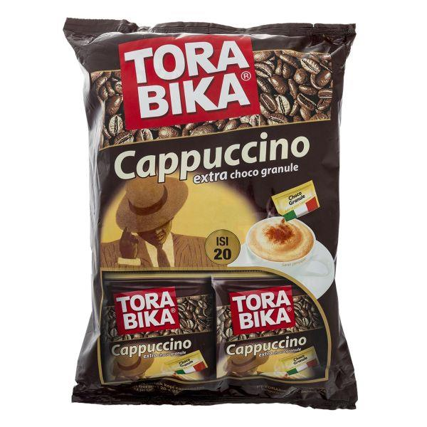 بسته 20 عددی کاپوچینو تورابیکا TURABIKA - بسته 20 عددی کاپوچینو تورابیکا TURABIKA