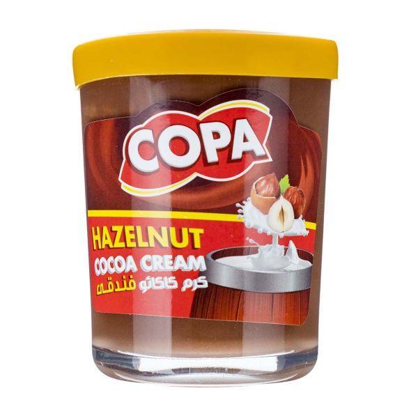 کرم کاکائو فندقی کوپا مقدار 220 گرم - کرم کاکائو فندقی کوپا مقدار 220 گرم