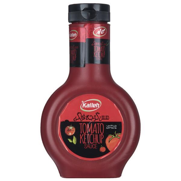سس گوجه فرنگی 375 گرم کاله - سس گوجه فرنگی 375 گرم کاله