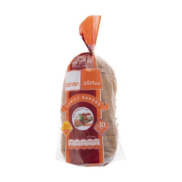 نان جو دوسر سه نان مقدار 540 گرم - نان جو دوسر سه نان مقدار 540 گرم