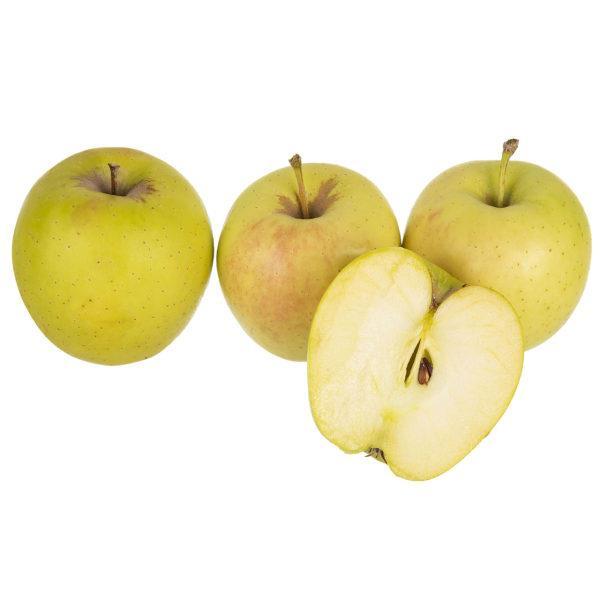 سیب زرد سایز متوسط یک کیلوگرم ایران زمین  - سیب زرد ریز یک کیلوگرم ایران زمین