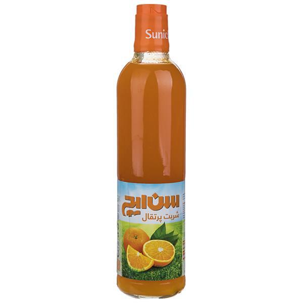 شربت پرتقال 780g سن ایچ - شربت پرتقال 780 گرم سن ایچ