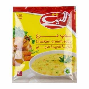 سوپ مرغ 61 گرمی الیت - سوپ مرغ 61 گرمی الیت