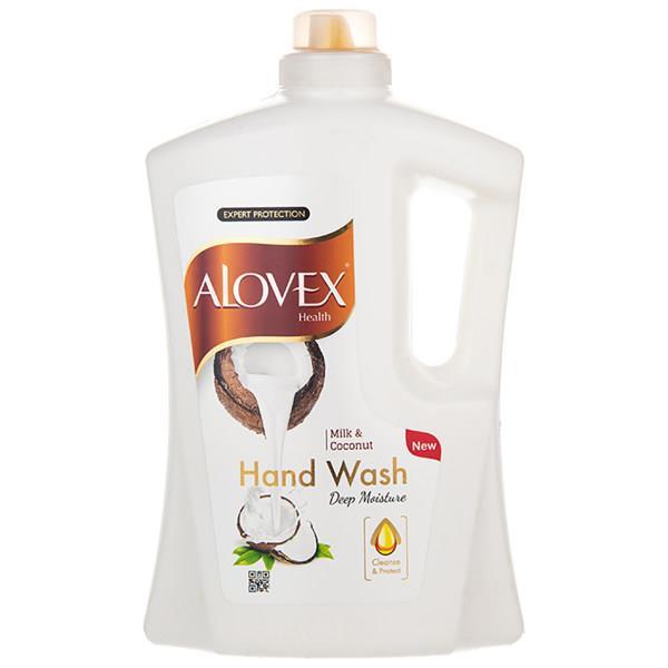 مایع دستشویی آلوکس مدل Milk And Coconut مقدار 2000 گرم - مایع دستشویی آلوکس مدل Milk And Coconut مقدار 2000 گرم