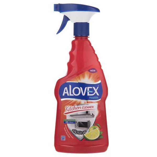 پاک کننده سطوح آشپزخانه آلوکس مدل Lemon حجم 700 میلی لیتر - پاک کننده سطوح آشپزخانه آلوکس مدل Lemon حجم 700 میلی لیتر
